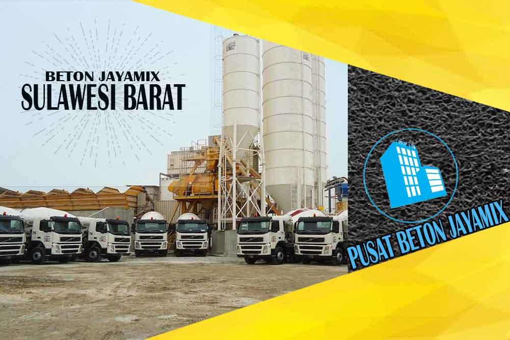 harga beton jayamix sulawesi barat 2020