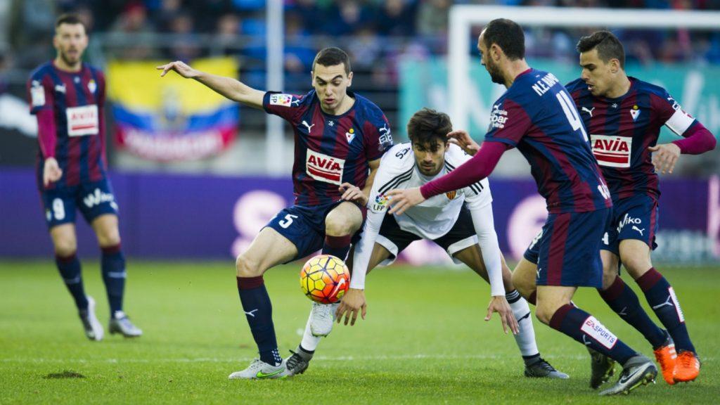 مشاهدة مباراة فالنسيا وايبار بث مباشر اليوم 4-1-2020 في الدوري الاسباني