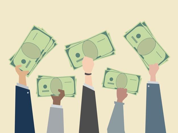 Cara Agar Uang Mengalir Ke Rekening Kita