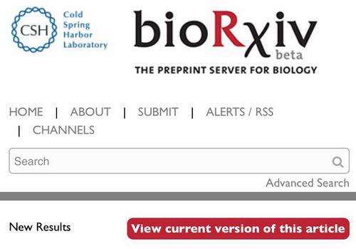Tutorial Penelitian BioRxiv Dapat Pendanaan Utama dari Chan Zuckerberg Initiative