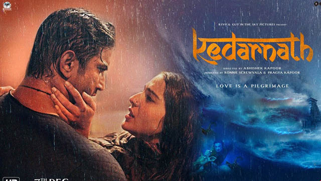 Kedarnath (2018) Hindi Movie 720p BluRay Download