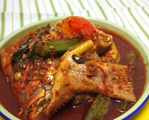 Resepi Ikan Merah Asam Pedas!!
