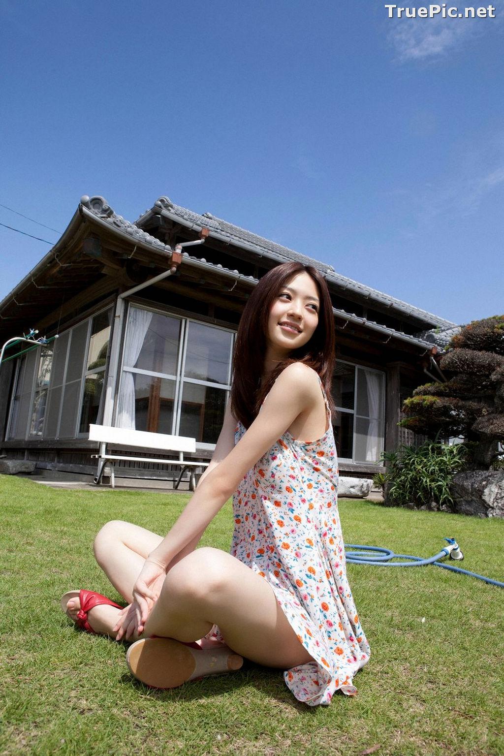 Image YS Web Vol.497 - Japanese Actress and Gravure Idol - Rina Aizawa - TruePic.net - Picture-1