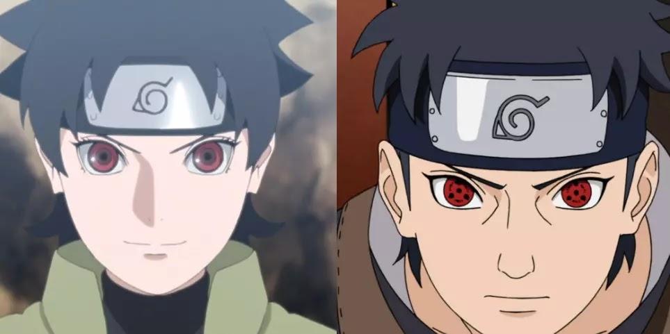 Unik! 7 Pasang Karakter Ini Memiliki Wajah Sangat Mirip di Naruto
