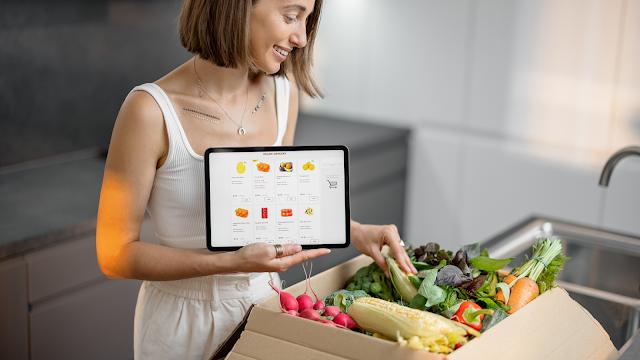 situs belanja online bahan makanan organik