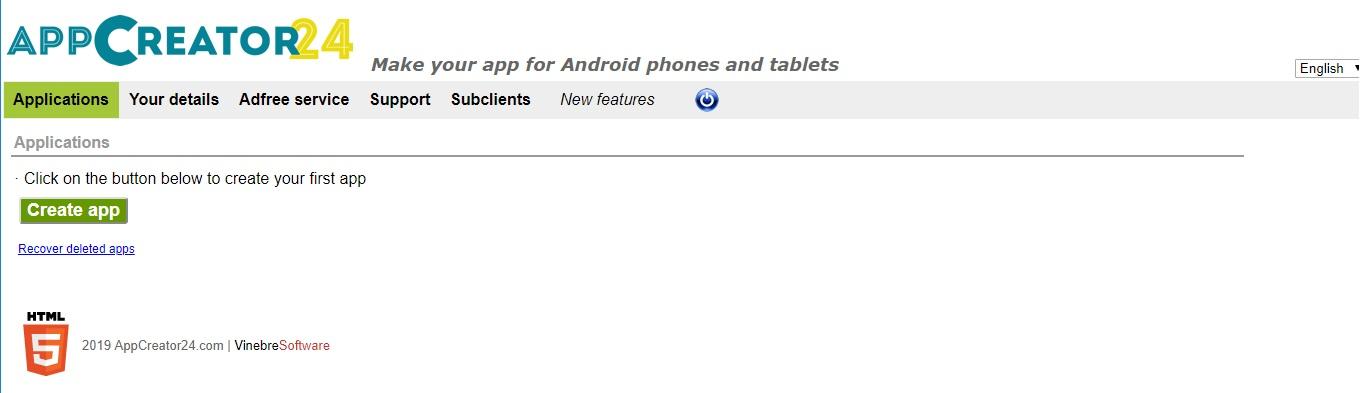 ücretsiz uygulama yapma, ücretsiz apk uygulaması yapma, ücretsiz mobil uygulama nasıl yapılır