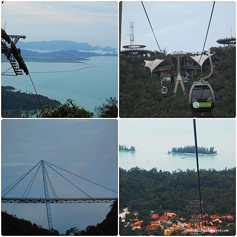 Intan Azlina Pulau Langkawi Day 3 Part 1 Warung