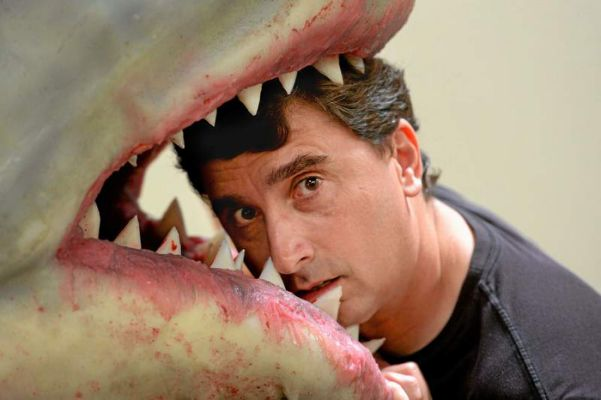"""Sharknado's"" master Anthony C. Ferrante"
