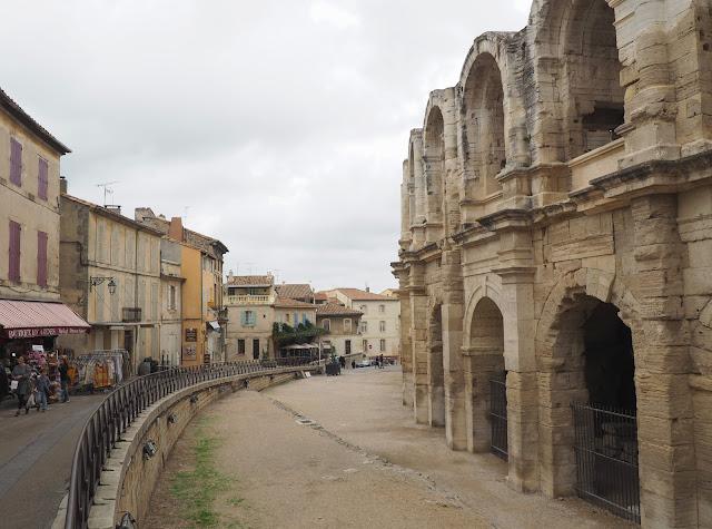 Арена в Арле, Франция (Arena in Arles, France)