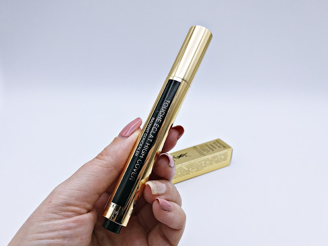 YSL Beauty Touch Éclat belleza makeup maquillaje alta gama Touche Éclat High Cover