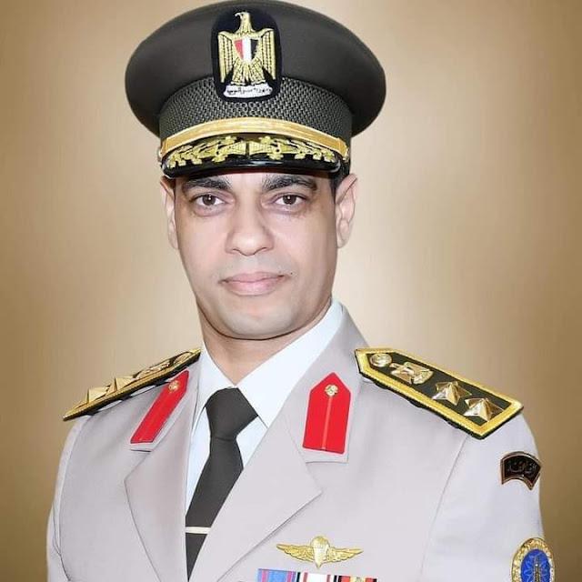 تعرف على  السيرة الذاتية للعقيد أركان حرب غريب عبد الحافظ المتحدث العسكري للقوات المسلحة