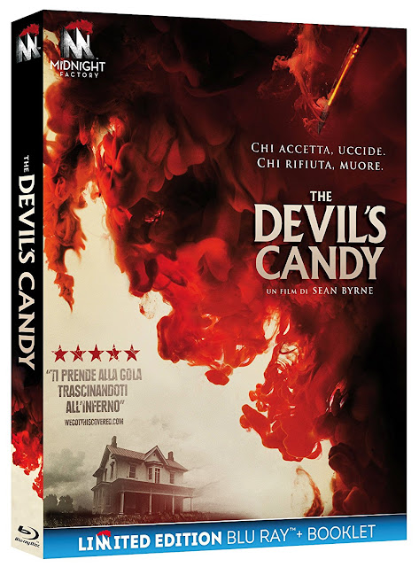 The Devil's Candy Home Video