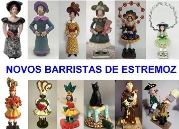 Novos barristas de Estremoz