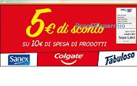 Logo Acqua&Sapone: 5€ di sconto subito per te