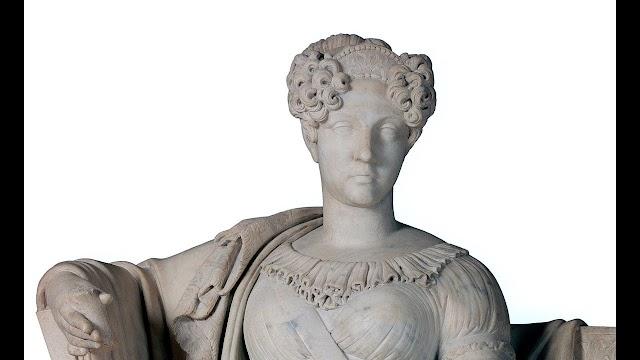 Isabel de Braganza, sobrina y esposa de Fernando VII, verdadera fundadora del Museo del Prado