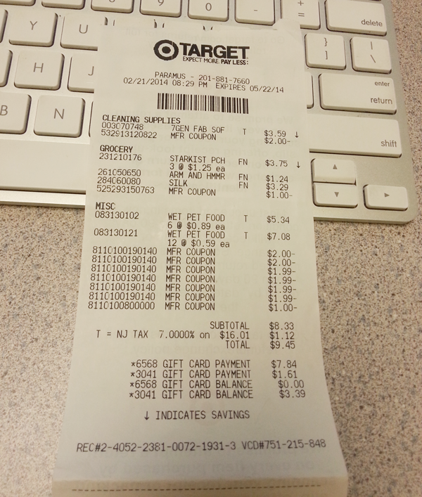 Target's new return policy sends a message to customers that the company stands behind its brands. The confusion of not knowing which brands are owned by Target can be confusing but shoppers always have the option to ask an employee.