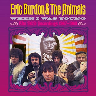 Eric Burdon & the Animals' When I Was Young, The MGM Recordings, 1967-1968