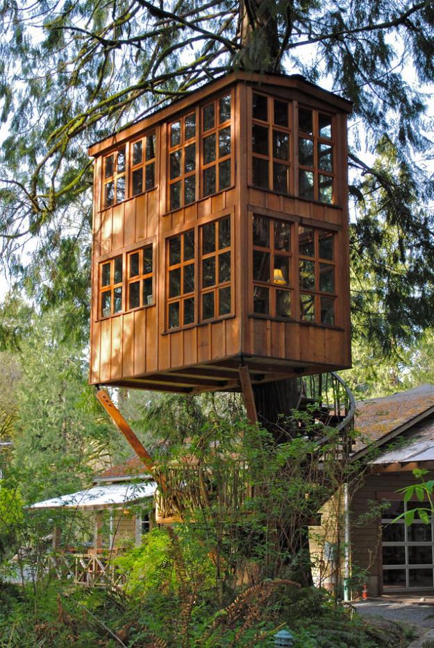 Wallmarks Tree House Hotels