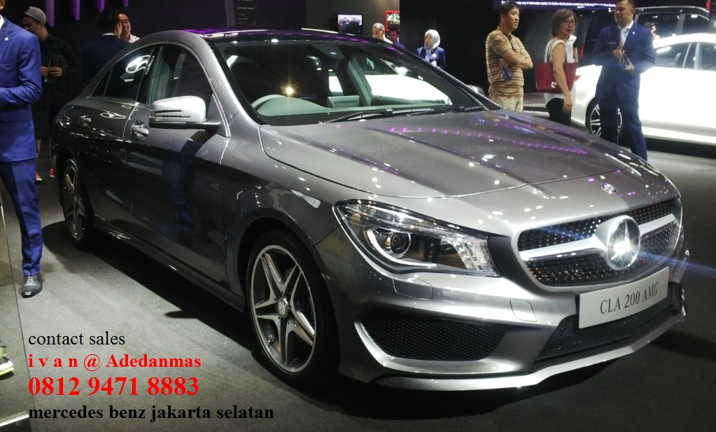 2016 dealer mercedes benz jakarta selatan for Mercedes benz dealers south florida