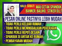 Tempat Cetak Poster Terdekat di Ciawi Tasikmalaya Hub. WA 085213974463