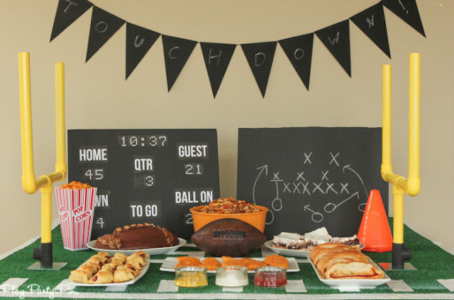 http://www.playpartyplan.com/football-party-ideas/