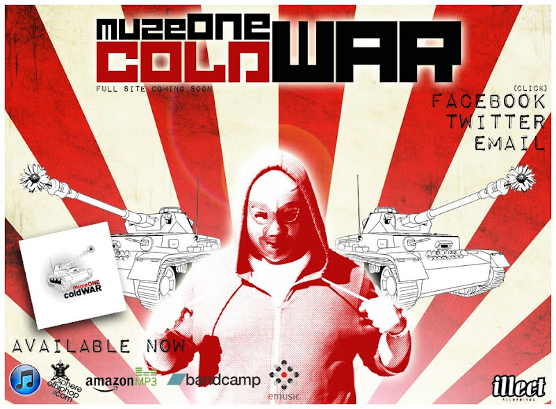 muzeONE - Cold War 2011 Tracks and lyrics