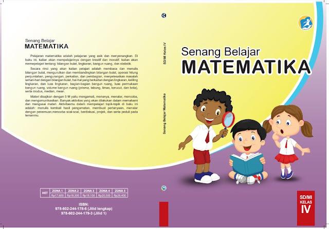 Buku siswa matematika kelas 4 SD/MI Kurikulum 2013