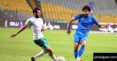 مباراة نادي مصر ضد إنبي في الدوري المصري