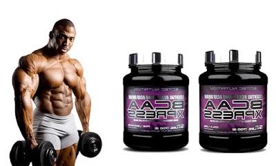 3-supplementation amino acids BCAAs