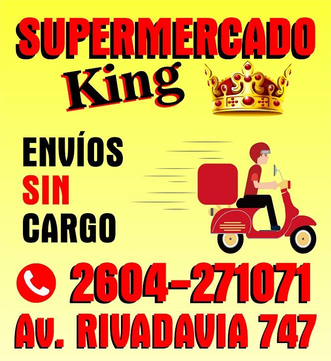 SUPERMERCADO KING