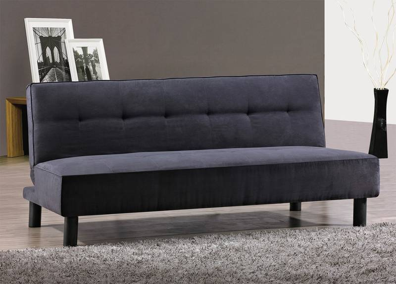pull out sofa bed cheap lillberg reviews click clack | chair modern leather ...