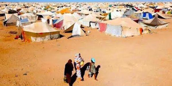 """وفيات وإصابة العشرات بـ""""كورونا"""" في تندوف.. وتنقل سكان المخيمات يهدد موريتانيا"""