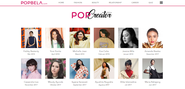 Popbela, Perempuan, Beauty, Fashion, Healthy, Hiburan, IDN Indonesia, Popbela Website, Situs Popbela