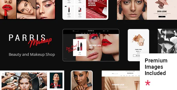 Best Beauty and Makeup Shop WordPress Theme