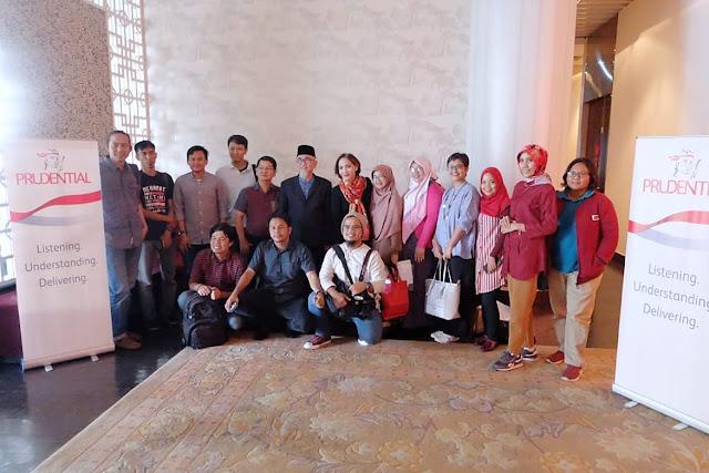 Prudential Indonesia Luncurkan Program Wakaf dari PRUsyariah, Solusi Modern Berwakaf dalam Bentuk Asuransi
