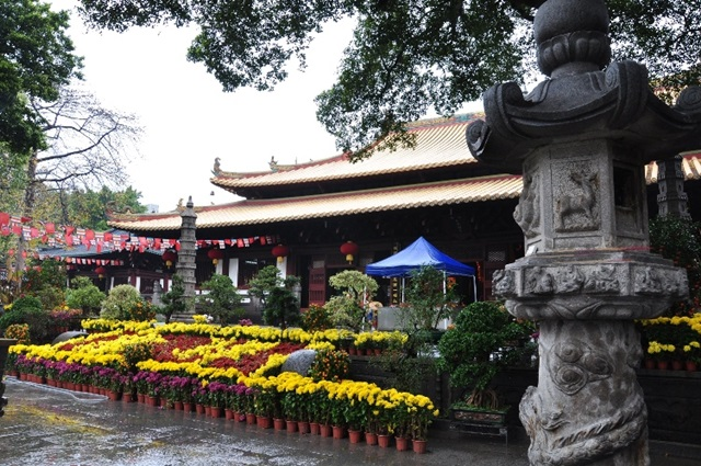 วัดกวงเสี้ยว (Guangxiao Temple: 光孝寺) @ www.china.org.cn