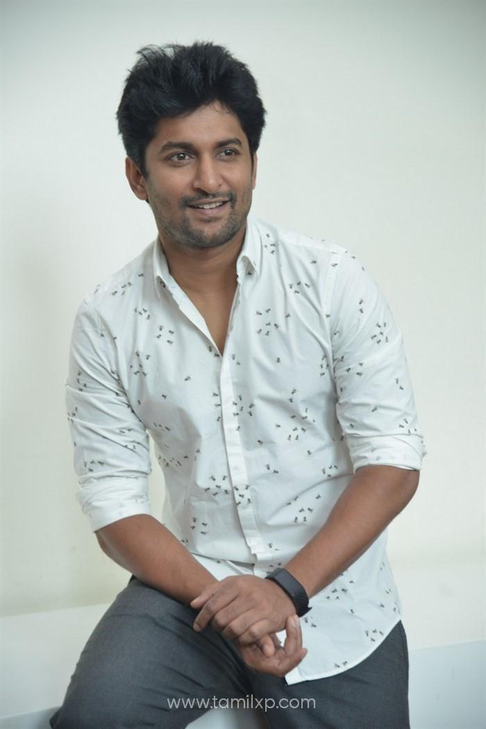 Telugu actor Nani stills