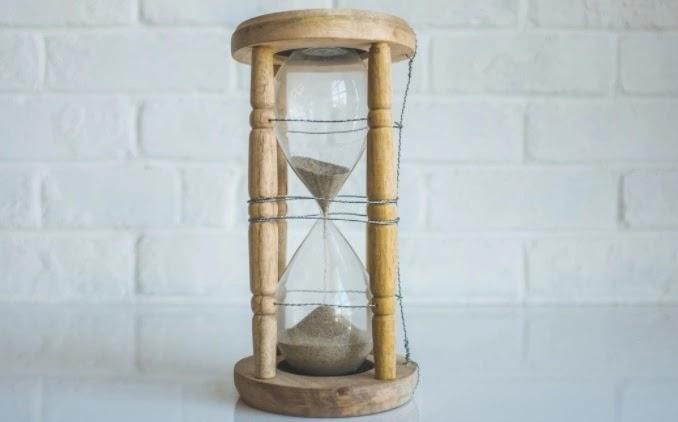 Jam Pasir Pengukur Waktu