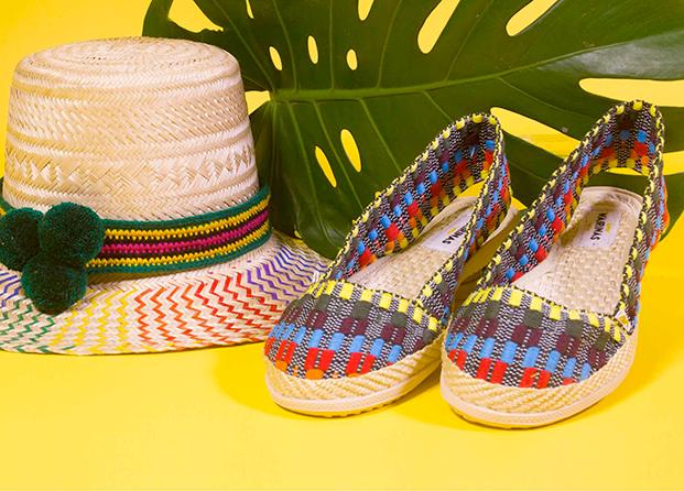 Wairinas, las alpargatas colombianas de moda