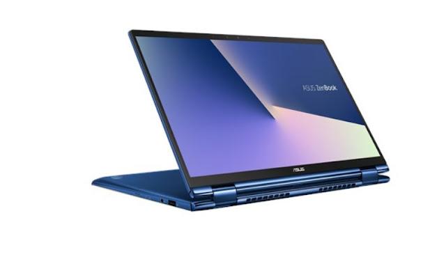 ASUS ZenBook Flip UX362 Spesifikasi Lengkap
