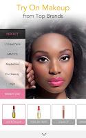 تطبيق YouCam Makeup للأندرويد 2019 - صورة لقطة شاشة (3)