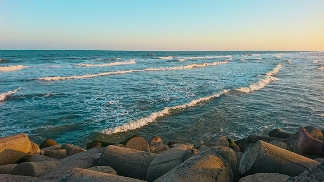 Maravanthe Beach In Karnataka