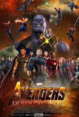 Avengers Infinity War 2018 Eng 720p HDTS 1Gb x264
