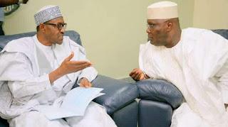 Buhari Reacts To The Death Of Atiku's Close Aide, Alhaji Pariya