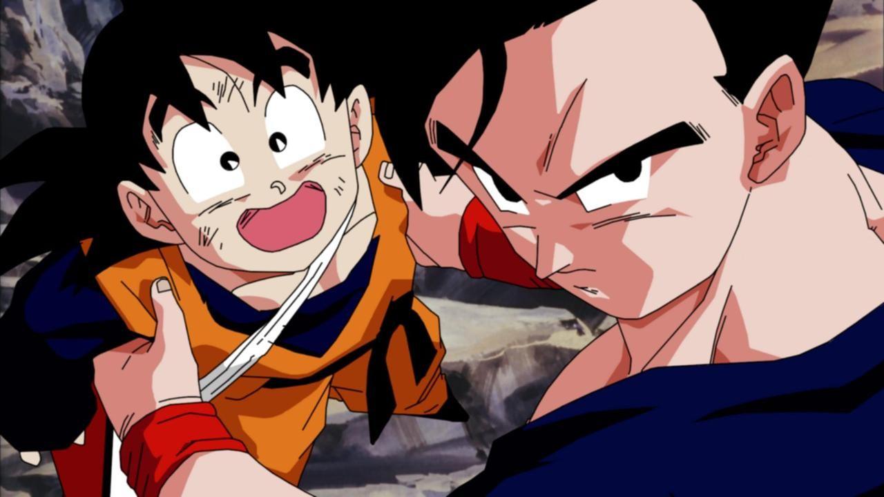 Goten And Gohan | www.imgkid.com - The Image Kid Has It!