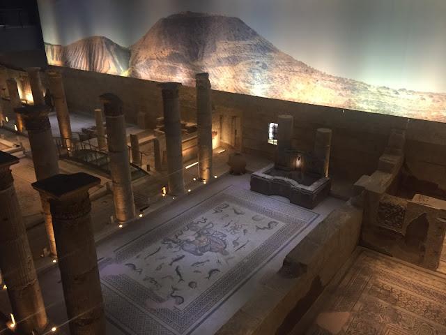 mozaik müzeleri