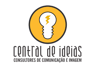 Central de ideias Logo Vector