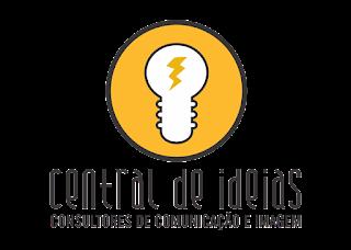 Central de ideias Logo Vector