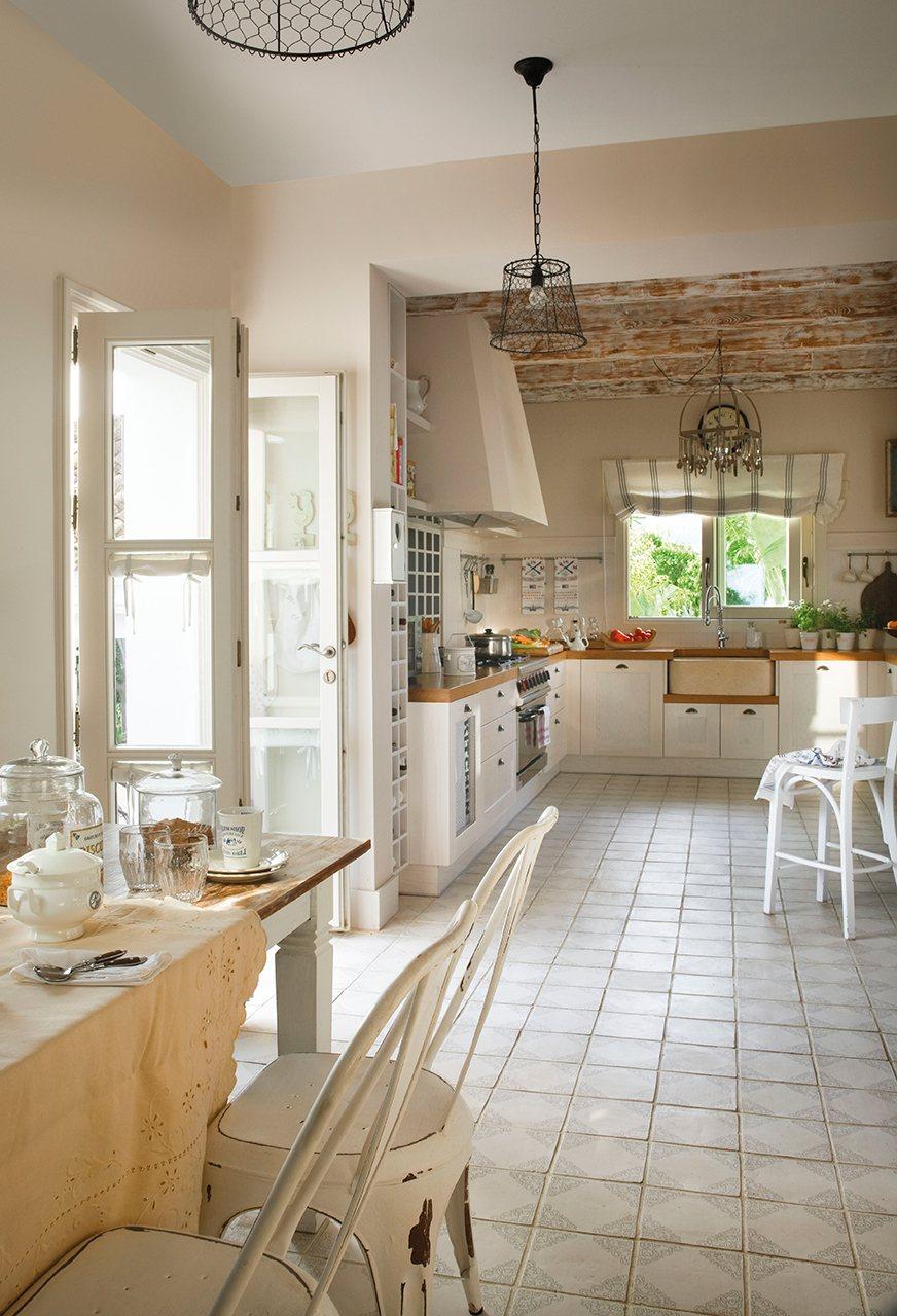 Las cositas de beach eau una casa en el campo con - Casas de campo el mueble ...