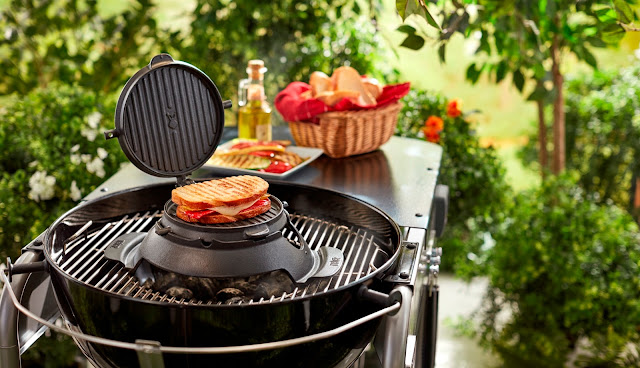 Gourmet BBQ System